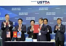 Ký 'Thoả thuận các điều khoản chính Hợp đồng liên doanh dự án kho cảng LNG Sơn Mỹ'