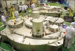 Đột phá mới trong phát triển điện hạt nhân của Trung Quốc