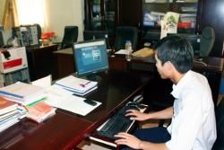 Than Nam Mẫu nâng cao hiệu quả quản lý bằng công nghệ thông tin