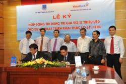 PVEP ký kết hợp đồng tín dụng khai thác dầu khí ở Peru