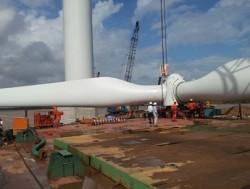 Việt Nam và Đan Mạch hợp tác phát triển điện gió