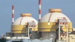 Ấn Độ tiếp tục phát triển điện hạt nhân