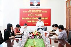 Đảng ủy Quacontrol kiểm điểm phê bình theo Nghị quyết TW4