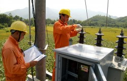 Sớm hoàn thành Dự án năng lượng nông thôn II