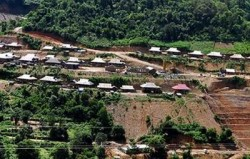 Quy hoạch tổng thể di dân, tái định cư Dự án thủy điện Bản Chát