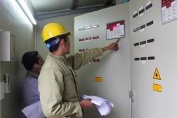 Đóng điện công trình tụ bù dọc ĐD 500 kV Nho Quan - Hà Tĩnh