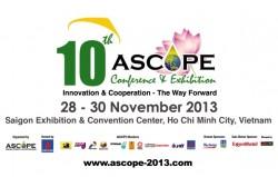 Nhiều cơ hội hợp tác lĩnh vực dầu khí tại ASCOPE 10