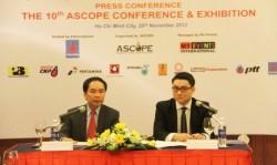 ASCOPE 10 mở ra nhiều cơ hội hợp tác về dầu khí