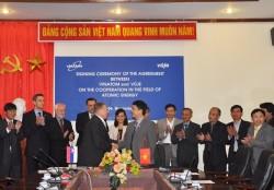 Việt Nam và Slovakia ký hợp tác về điện hạt nhân