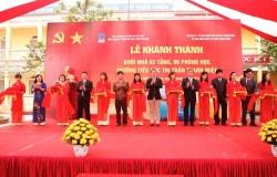 PVEP tài trợ xây dựng trường học tại Hải Dương