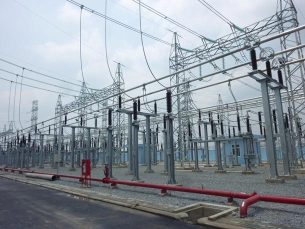 Powering 220kV transformer substation of Phu My 2 Industrial Zone