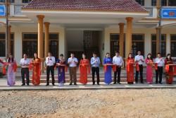 BSR tài trợ xây dựng trường học tại Nghệ An