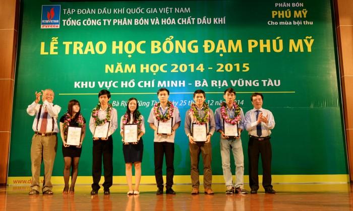 pvfcco khoi dong chuong trinh hoc bong dam phu my nam hoc 2015 2016