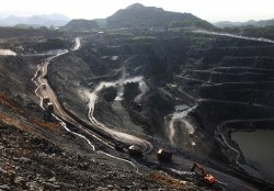 Phương án liên thông mỏ Cọc Sáu-Đèo Nai-Cao Sơn