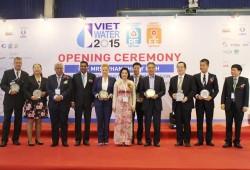 """Khai mạc triển lãm-hội thảo quốc tế """"năng lượng và nước"""""""