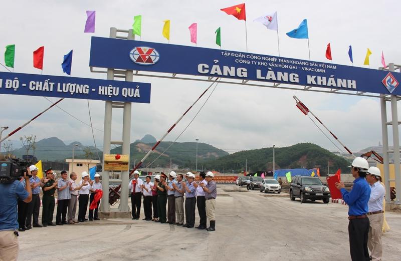Kho vận Hòn Gai: Niềm vui từ bến số 3 cảng Làng Khánh 1