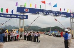 Kho vận Hòn Gai: Niềm vui từ bến số 3 cảng Làng Khánh
