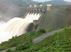 Điều tiết hồ chứa Thủy điện Sông Tranh 2