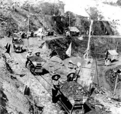 Địa điểm khai thác than đầu tiên của Việt Nam