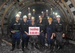Mỏ Hầm lò II: Đặt quyền lợi người lao động lên hàng đầu