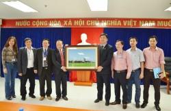 Hiệp hội Năng lượng Việt Nam làm việc với BSR