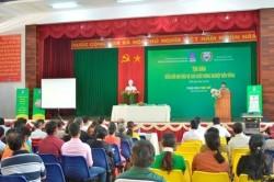 """PVFCCo với chương trình """"Phát triển nông nghiệp bền vững"""""""