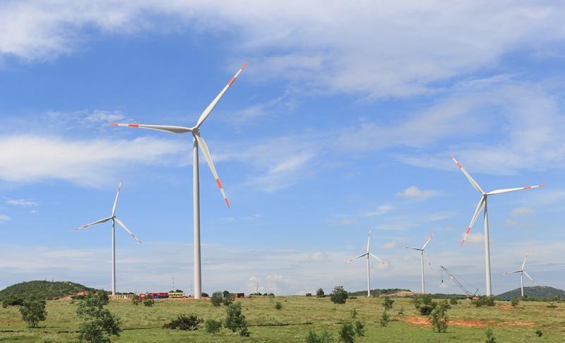 Khánh thành Nhà máy điện gió Phú Lạc (giai đoạn 1) 2