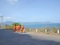 Bão số 12 không gây thiệt hại về lưới điện của SPC