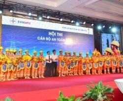 EVNNPC khai mạc Hội thi cán bộ an toàn giỏi