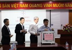 GENCO1 quyên góp ủng hộ người dân bị ảnh hưởng bão số 12