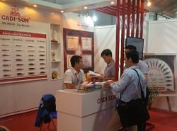 CADI-SUN tham gia Triển lãm Quốc tế Vietbuil Hà Nội 2017