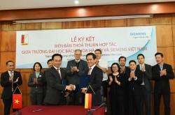 Siemens hỗ trợ Việt Nam phát triển tài năng kỹ thuật số