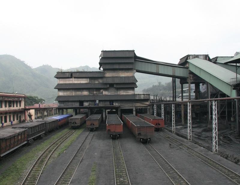 TKV giữ than tồn kho ở mức 10% tổng sản lượng khai thác 1