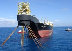 PTSC cung cấp kho nổi cho cụm mỏ Sao Vàng - Đại Nguyệt