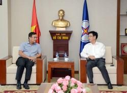 Thảo luận phương án trao đổi điện Việt Nam - Trung Quốc