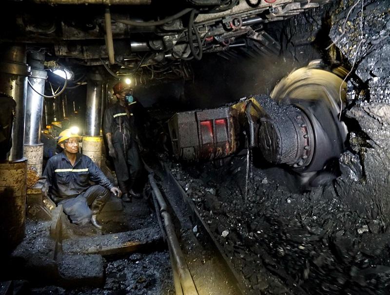 TKV và mục tiêu mỏ hiện đại, năng suất cao 1