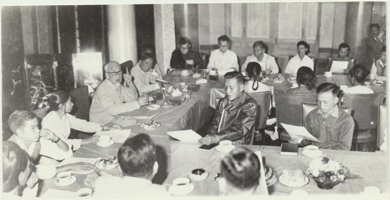 50 năm ngày Bác Hồ gặp mặt đoàn đại biểu CNCB ngành Than 1