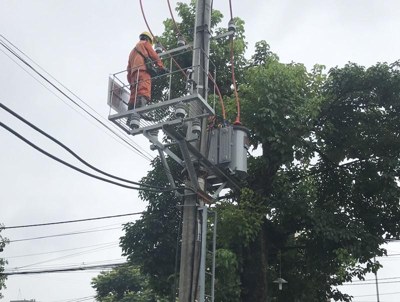 Điện lực miền Bắc: Hướng đến dịch vụ ngày càng hoàn hảo [Kỳ 4] 3