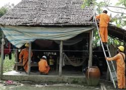 Hiệu quả chương trình điện khí hóa nông thôn các tỉnh phía Nam