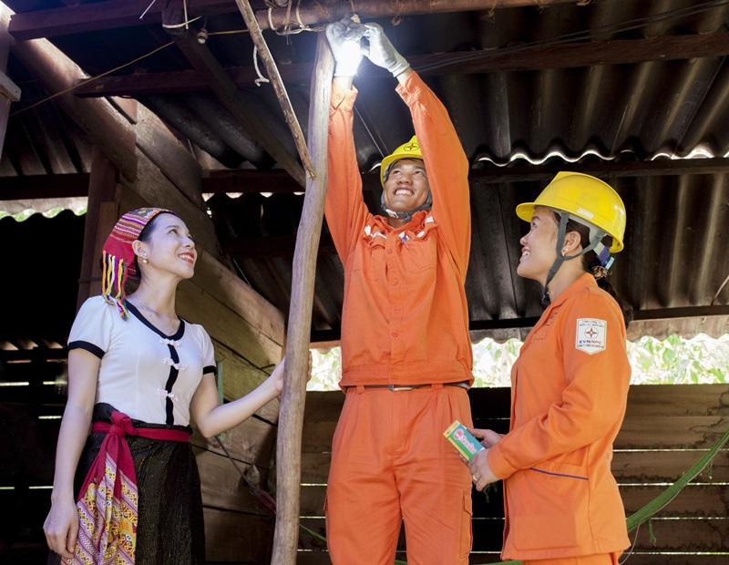Điện lực miền Bắc: Hướng đến dịch vụ ngày càng hoàn hảo [Kỳ 7] 5