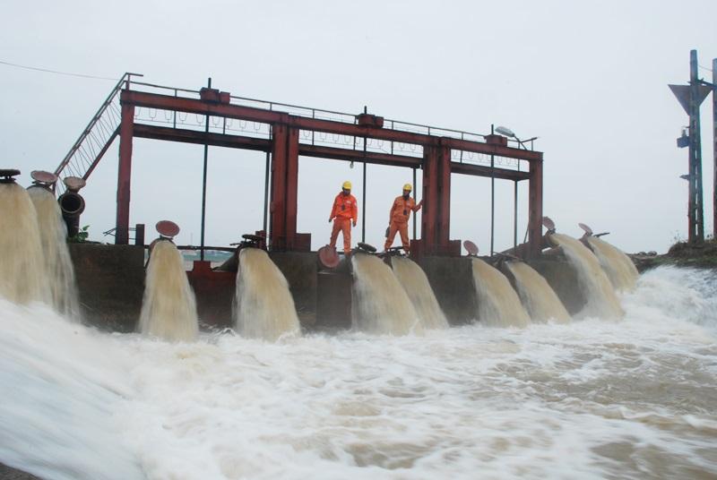 EVNHANOI lên kế hoạch cấp điện bơm nước vụ Đông Xuân 1
