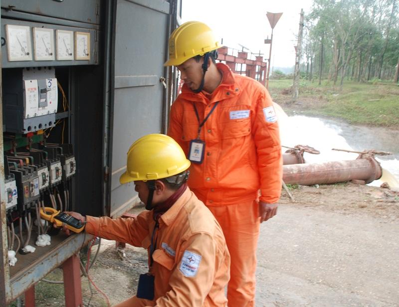 EVNHANOI lên kế hoạch cấp điện bơm nước vụ Đông Xuân 2