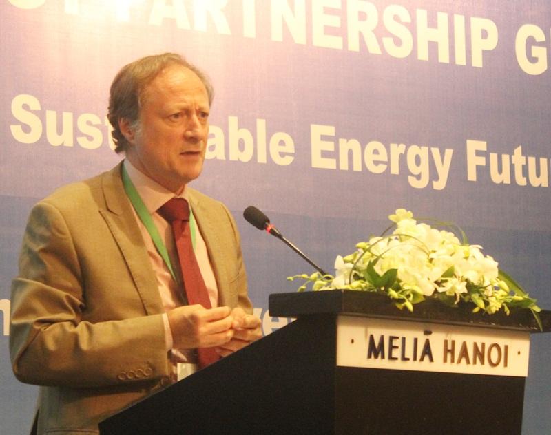 Chung tay vì tương lai năng lượng bền vững tại Việt Nam 2