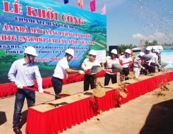 Khởi công dự án điện mặt trời HCG và HTG tại Tây Ninh