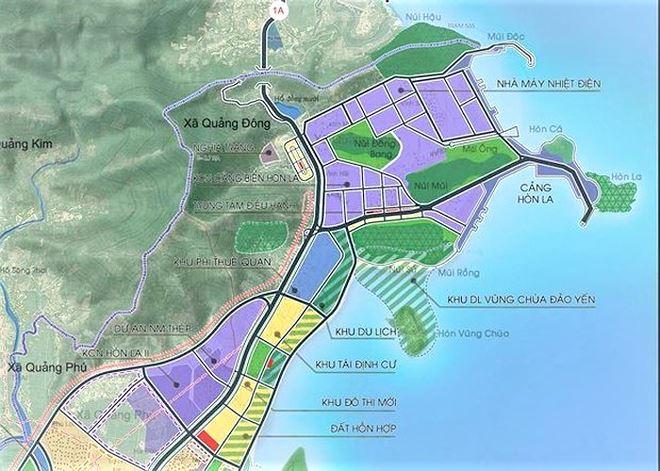 Công bố điều chỉnh quy hoạch Trung tâm Điện lực Quảng Trạch 1