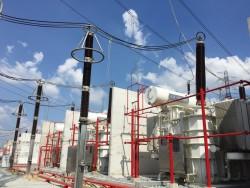Đóng điện dự án nâng công suất TBA 500kV Tân Định