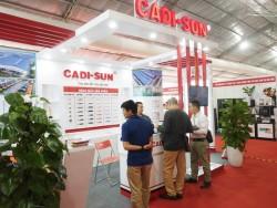 Thương hiệu CADI-SUN tại Triển lãm Quốc tế Vietbuild Hà Nội lần 3