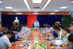 Ủy ban Quản lý vốn Nhà nước tại Doanh nghiệp làm việc với BSR