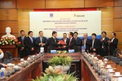 Ký hợp đồng cung cấp dầu thô Azeri cho Lọc dầu Dung Quất