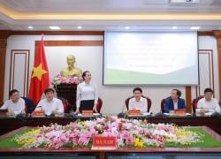 EVNNPC cam kết đáp ứng đủ và có dự phòng nhu cầu điện của tỉnh Hà Nam